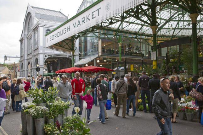 Borough Market  of Borough High Street, London SE1