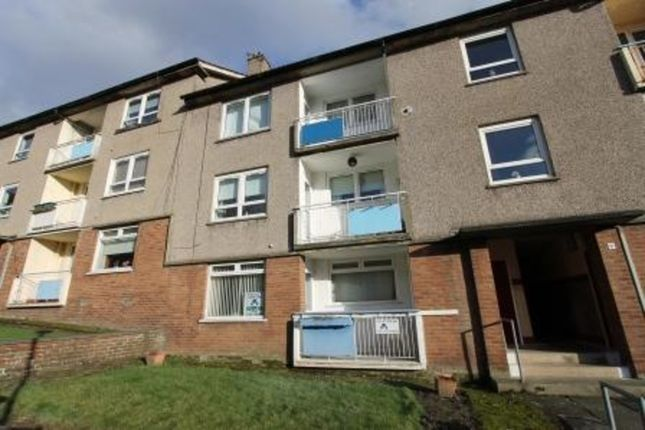 Thumbnail Flat to rent in Dodside Place, Glasgow