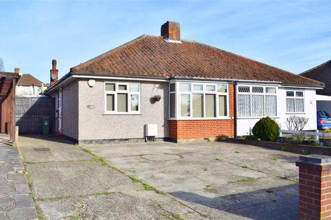 Thumbnail Semi-detached bungalow for sale in Blackfen Road, Sidcup, Kent