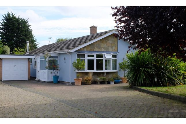 Thumbnail Detached bungalow for sale in Church Lane, Stow Maries, Chelmsford