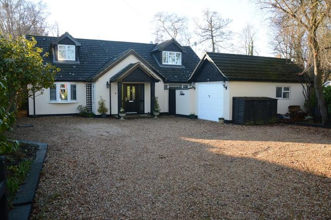 Thumbnail Detached house for sale in Forest Road, Hayley Green, Warfield, Bracknell