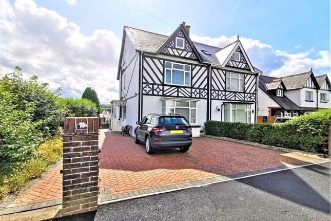 Thumbnail Semi-detached house for sale in The Grove, Merthyr Tydfil, Mid Glamorgan