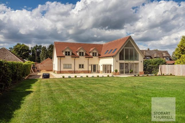 Detached house for sale in Woodhouse View, Drayton, Norfolk
