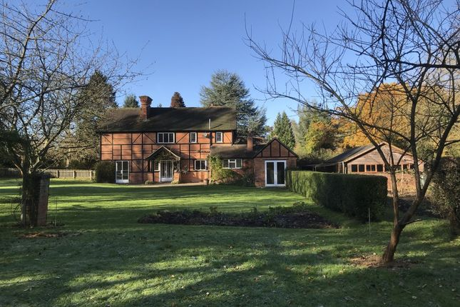 Thumbnail Detached house to rent in Satwell Close, Rotherfield Greys, Satwell, Henley-On-Thames
