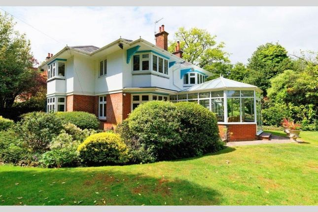 Thumbnail Detached house for sale in East Avenue, Bournemouth