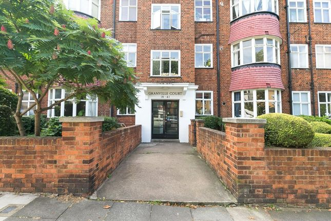 Thumbnail Flat to rent in Granville Court, Mount View Road