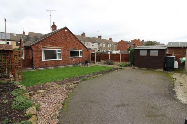 2 bed bungalow to rent in Park Street, Alfreton DE55