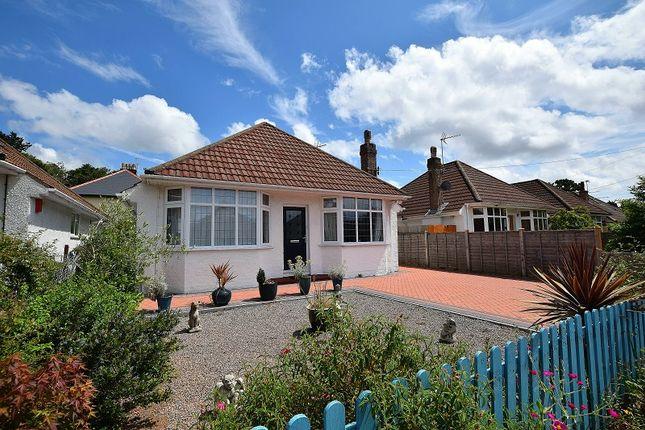 Thumbnail Detached bungalow for sale in Lon-Y-Dderwen, Rhiwbina, Cardiff.