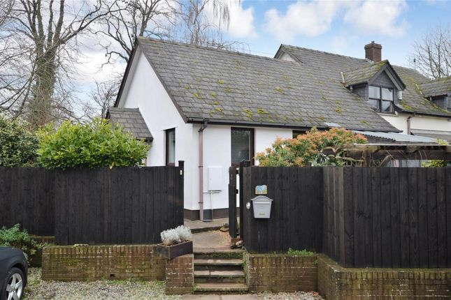 1 bed semi-detached bungalow for sale in Banbury Court, Exeter Street, North Tawton EX20
