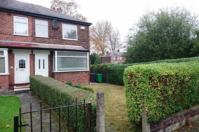 2 bed semi-detached house to rent in Solent Avenue, Crumpsall, Manchester M8