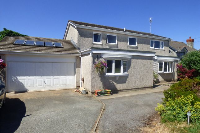 Thumbnail Detached house for sale in Wades Close, Holyland Road, Pembroke
