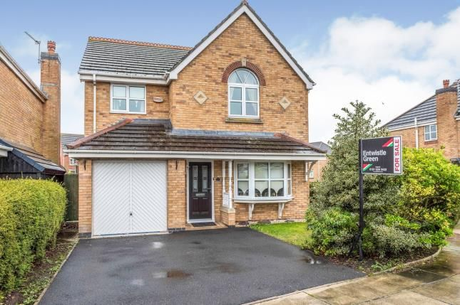 Thumbnail Detached house for sale in Birchtree Drive, Melling, Liverpool, Merseyside