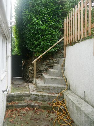 Side Steps To Garden