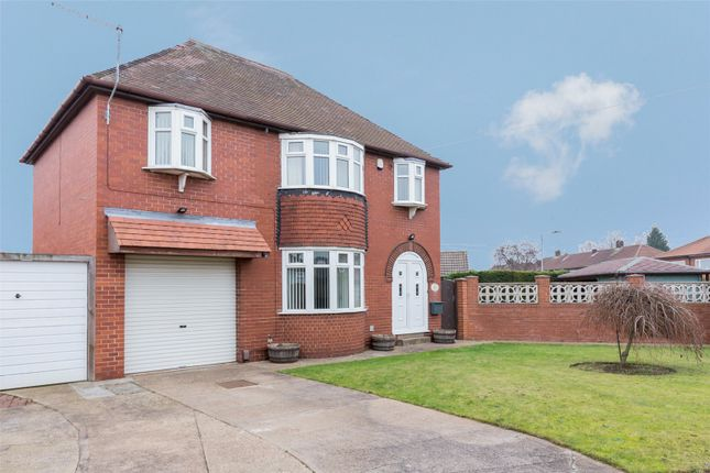 Thumbnail Detached house for sale in Lowgate, Doncaster, South Yorkshire