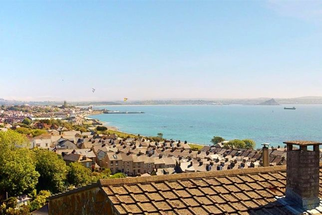 Thumbnail Semi-detached house for sale in Old Paul Hill, Newlyn, Penzance.