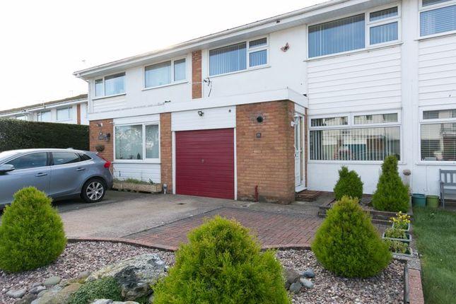 Thumbnail Terraced house for sale in Parc Gwynedd, Penrhyn Bay, Llandudno