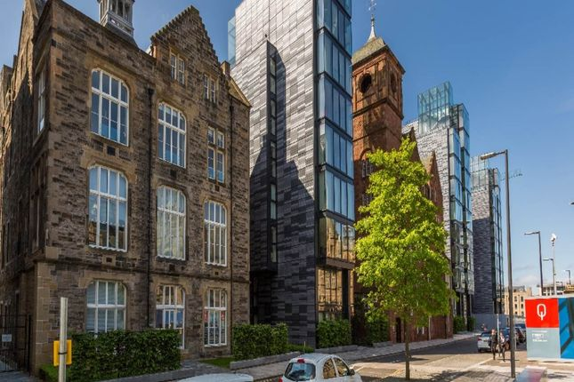 Thumbnail Flat to rent in Simpson Loan, Quartermile, Edinburgh