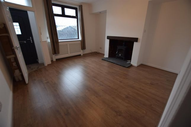 Living Room of Sexton Street, Heywood OL10