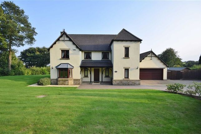 Thumbnail Detached house for sale in Coombe Lea, Chepstow, Monmouthshire