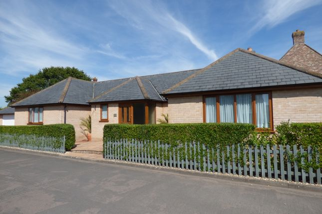 Thumbnail Detached bungalow for sale in Rookery Close, Gillingham
