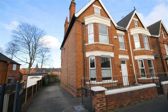 Thumbnail Semi-detached house for sale in Holly Road, Retford, Nottinghamshire