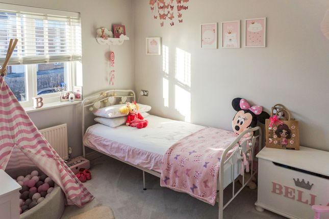 Bedroom Three of Samian Close, Gateford S81
