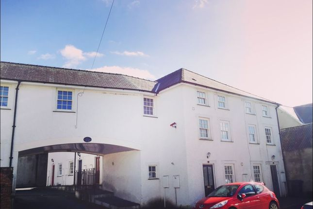 Thumbnail Town house to rent in Market Street, Lampeter