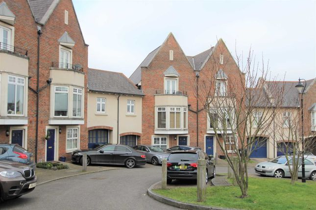 Thumbnail Semi-detached house for sale in College Place, Greenhithe