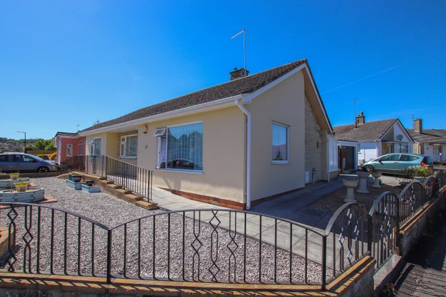 Thumbnail Detached bungalow for sale in Withies Park, Midsomer Norton, Radstock