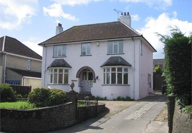 Thumbnail Detached house to rent in South Street, Crewkerne