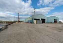 Thumbnail Land to let in Steel Wharf, 24-28 River Road, Barking, Essex