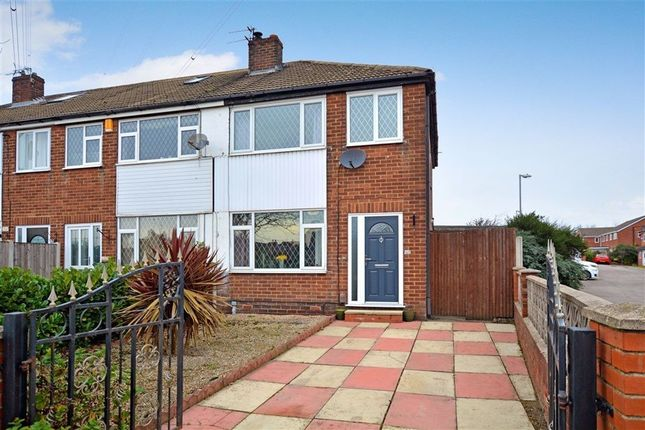 3 bed semi-detached house to rent in Potovens Lane, Outwood WF1
