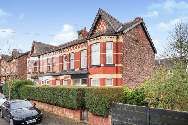 Thumbnail Semi-detached house for sale in Grosvenor Road, Manchester