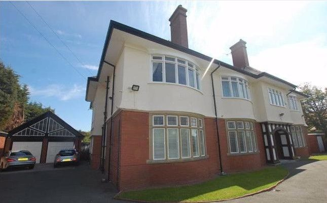 Thumbnail Flat to rent in 37 Hall Road East, Blundellsands, Liverpool