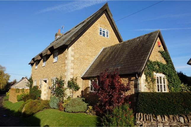 Thumbnail Detached house to rent in The Lane, Ashby St Ledgers, Nr Rugby