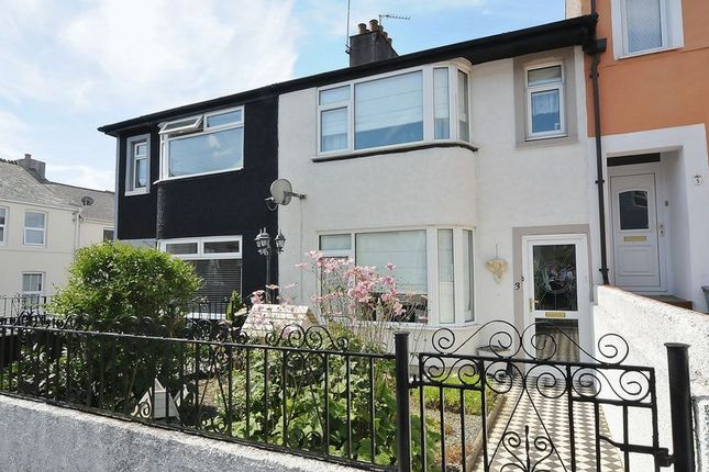Thumbnail Terraced house for sale in Harnorlen Road, Plymouth