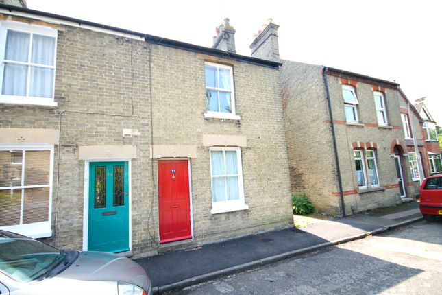 Thumbnail Semi-detached house to rent in Selwyn Road, Cambridge