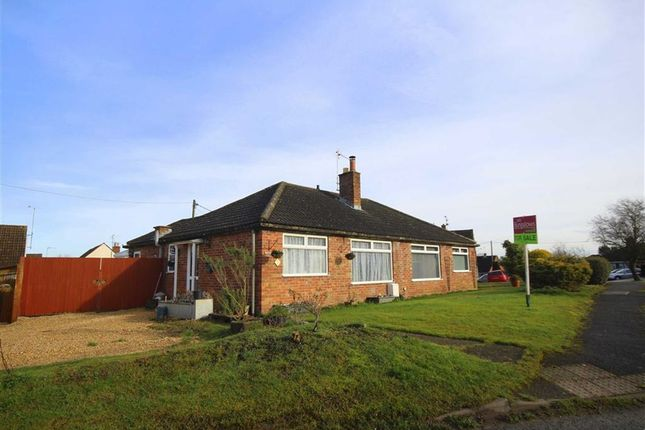 2 bed semi-detached bungalow for sale in Glevum Close, Purton, Wiltshire