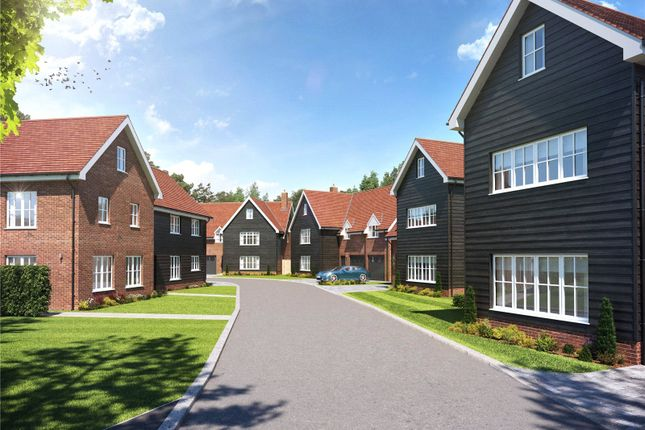 Thumbnail Detached house for sale in The Chestnut At The Ridings, Hilfield Lane, Aldenham, Hertfordshire