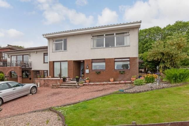 Thumbnail Semi-detached house for sale in Glenbervie Place, Gourock, Inverclyde