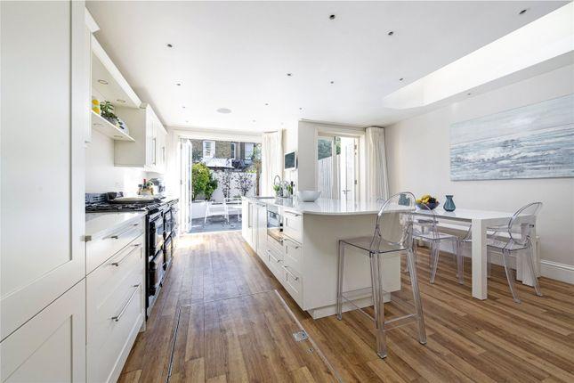 Thumbnail Terraced house for sale in Leathwaite Road, London