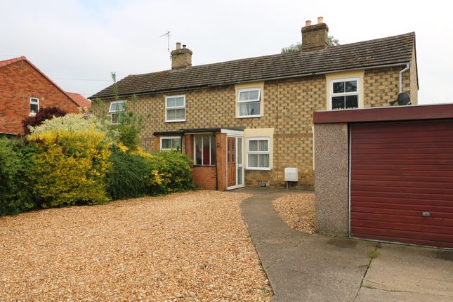 Thumbnail Semi-detached house for sale in New Street, Shefford