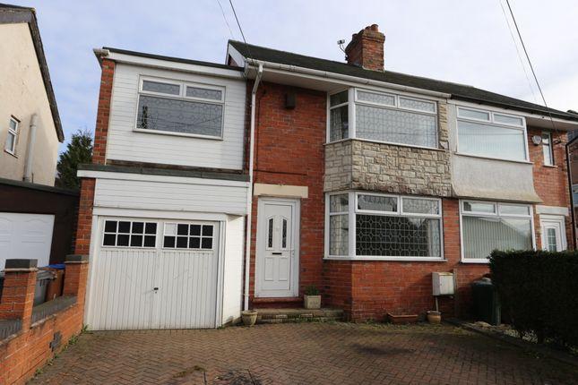 Thumbnail Semi-detached house for sale in Stuart Avenue, Draycott
