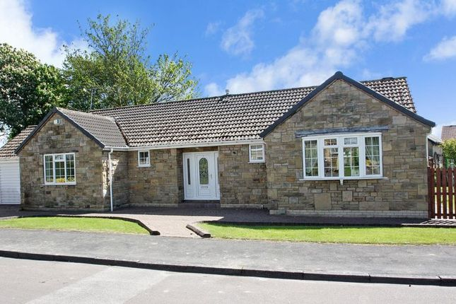 Thumbnail Bungalow for sale in York Place, Ackworth, Pontefract