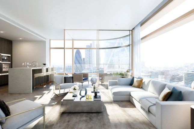 Thumbnail Flat for sale in Penthouse Principal Place, Shoreditch, London, UK