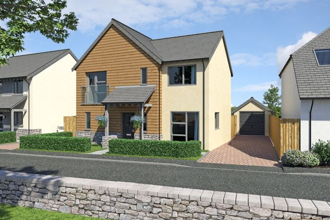 Thumbnail Detached house for sale in Plot 8 Yarners Mill, Dartington, Devon
