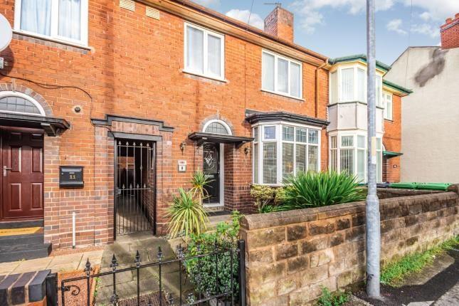 Terraced house in  Dorsett Road  Darlaston  Wednesbury  West Midlands W Birmingham