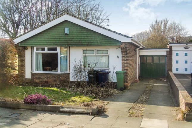 Thumbnail Bungalow for sale in Oakfield Road, Whickham, Newcastle Upon Tyne