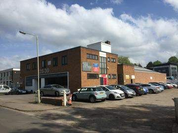 Thumbnail Commercial property for sale in Coldharbour Lane, Harpenden