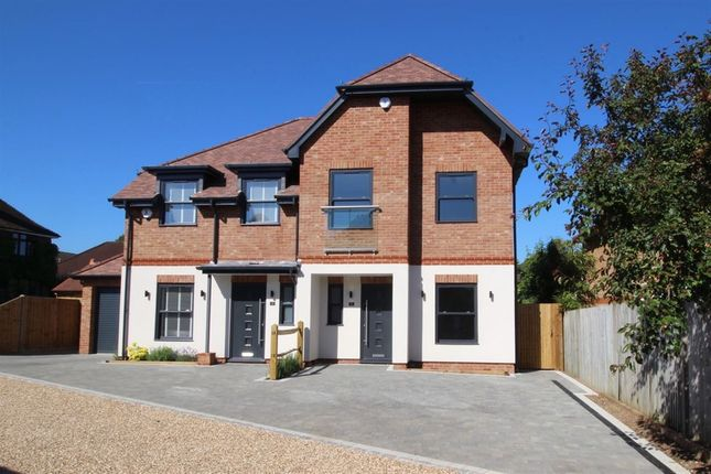 Thumbnail Semi-detached house for sale in Scouts Lane, Guildford